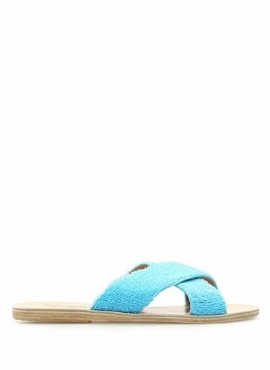 Ancient Greek Sandals Terlik Mavi